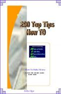 290 TOP TIPS HOW TO